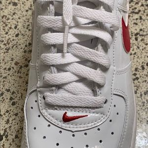 Rare 2004 Air Force 1 Women's 8 Valentine edition